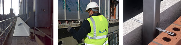 Photos of Accufix products and services